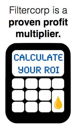 Filtercorp ROI Calculator