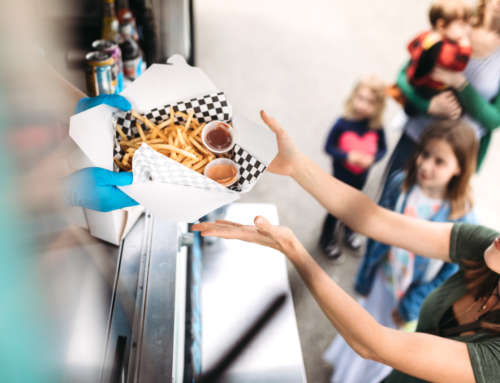 Food Truck Deep Fryer Safety Tips