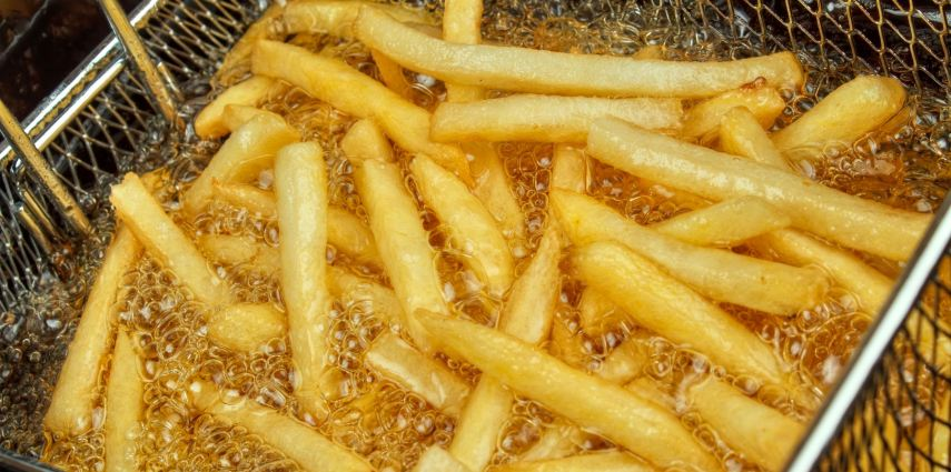 Water Retention In Frying Oil filtration